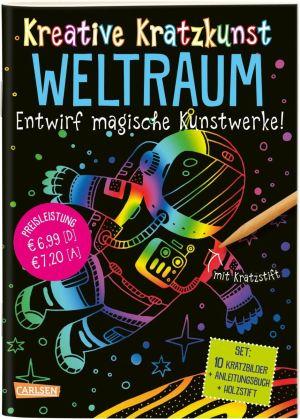 KreativKratz Weltraum | Carlsen Verlag