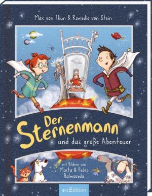 Der Sternenmann Vorleseb. | Ars Edition