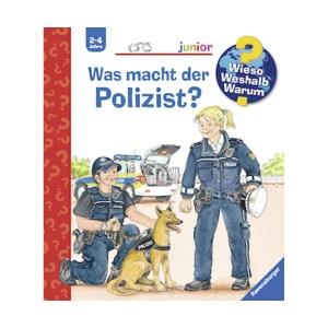 WWWjun65: Was macht der Poliz | Ravensburger Buchverlag