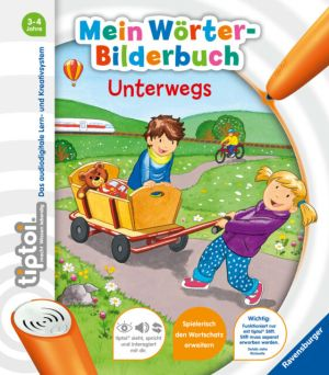 tiptoi®Mein Wörter-Bilderbuch | Ravensburger Buchverlag
