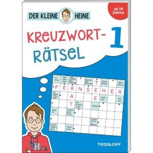 Der kleine Heine Kreuzworträt | Tessloff Verlag