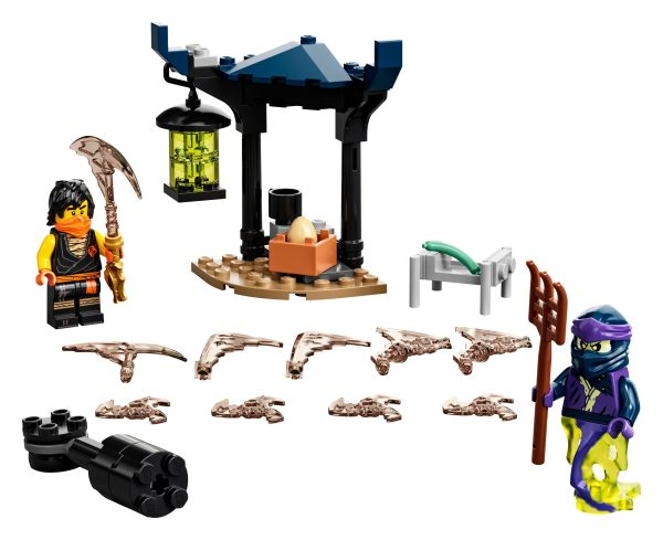 Lego 71733 Lego Ninjago Battle Set Cole vs. Geisterkämpfer | Lego