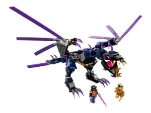 Lego 71742 Lego Ninjago Der Drache des Overlord | Lego