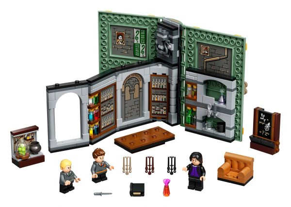 Lego 76383 Lego Harry Potter Confidential 2 | Lego
