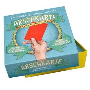 Arschkarte – Wer hat die Arschkarte gezogen? | Pegasus Spiele