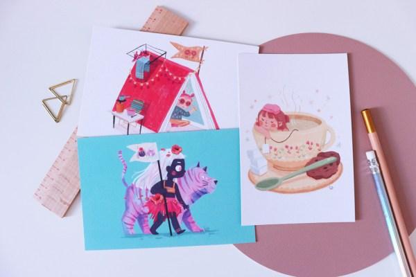 postcard set - shop.srtam.com