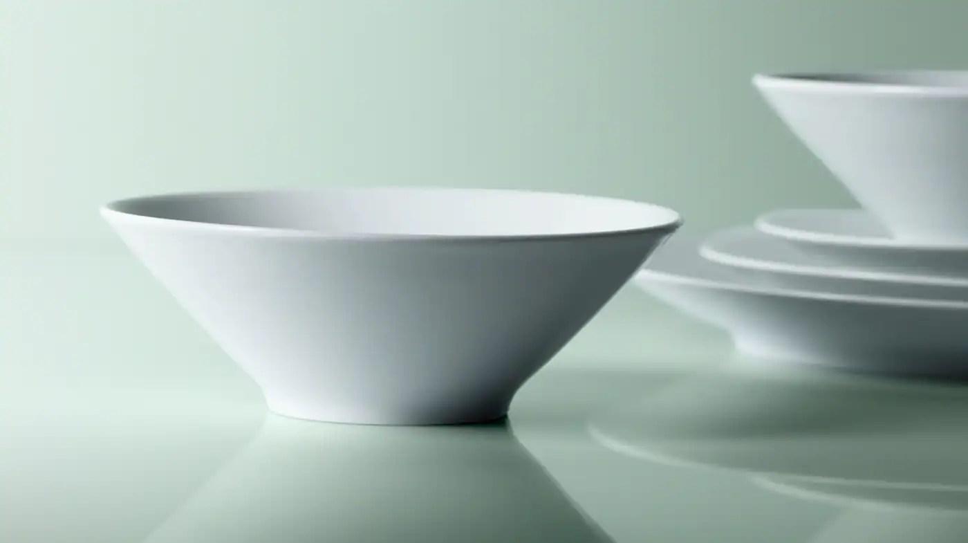 vaisselle et bols ikea