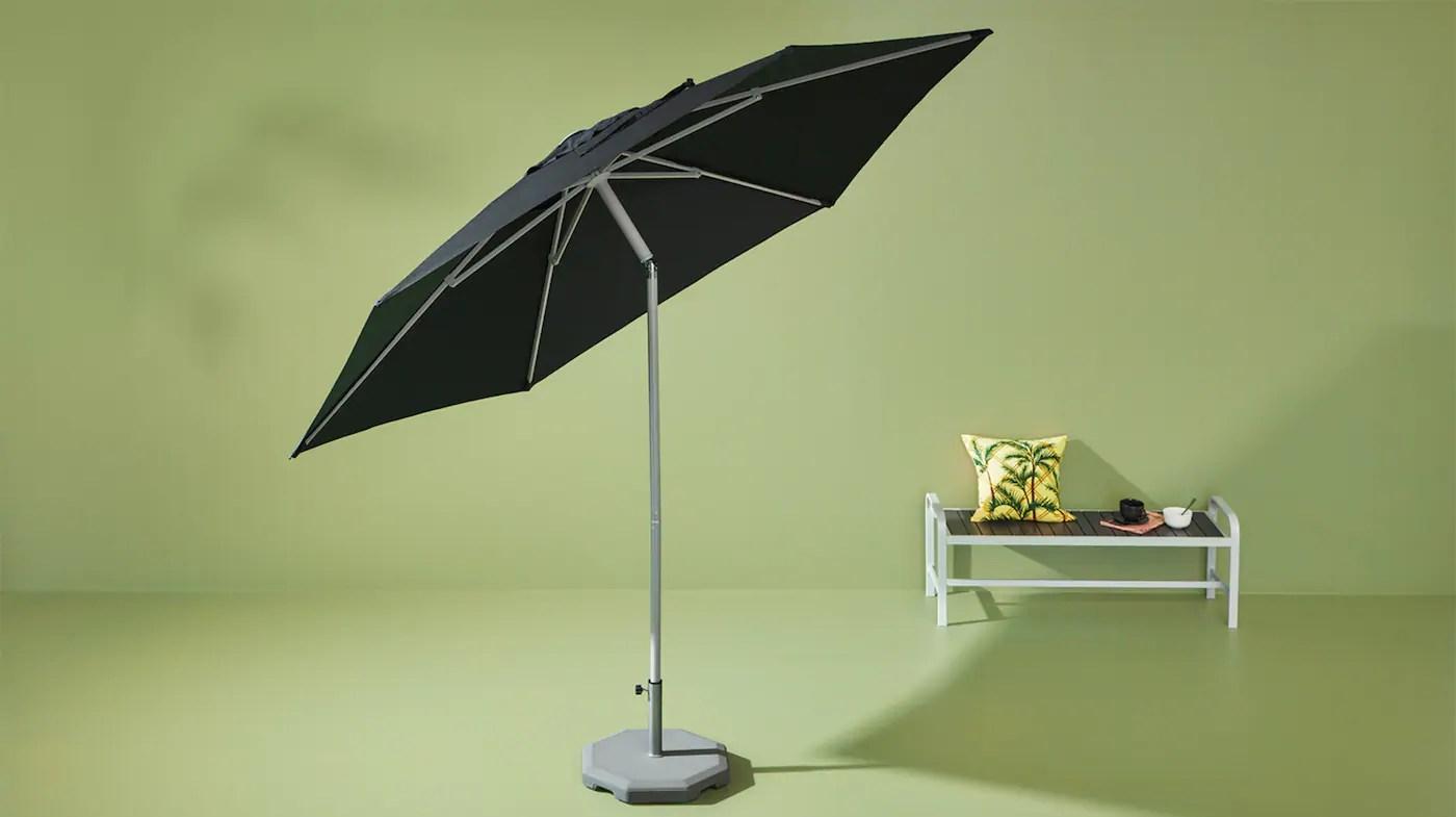 parasols et tonnelles pas cher ikea