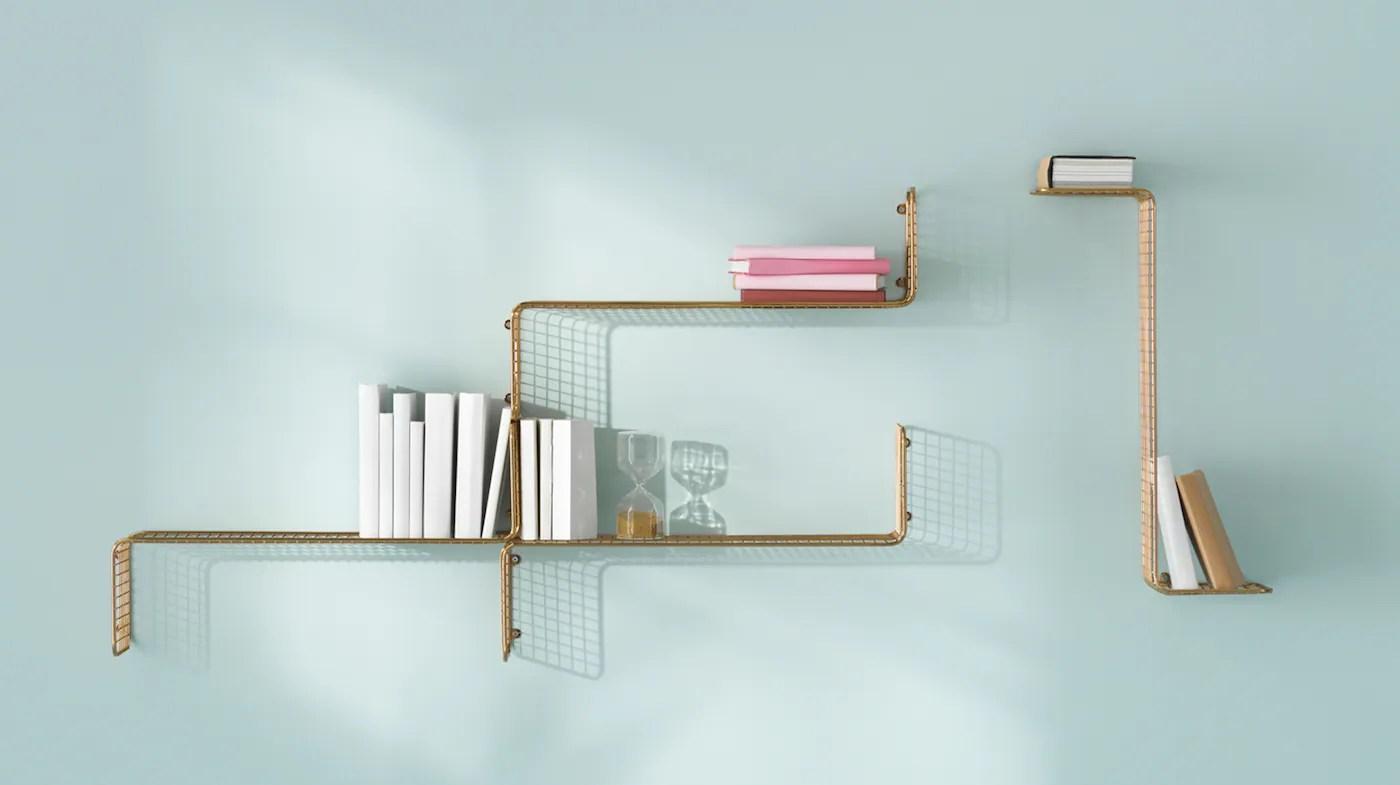 Wall Shelves Floating Wall Shelves Ikea