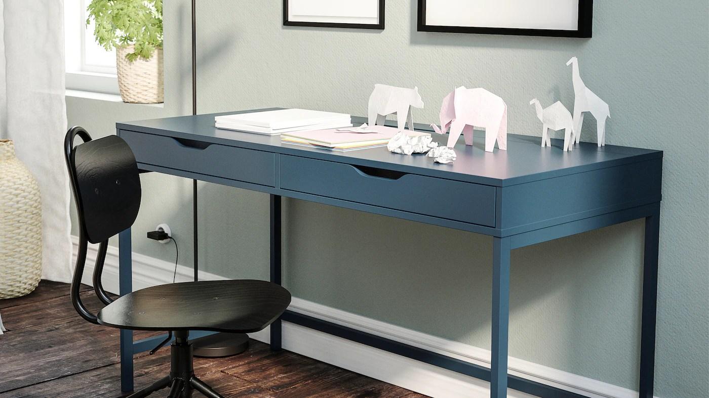 Tables A Ordinateur Bureaux D Angle Et Petits Bureaux Ikea