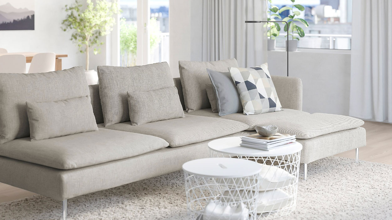 fabric couches sofas ikea
