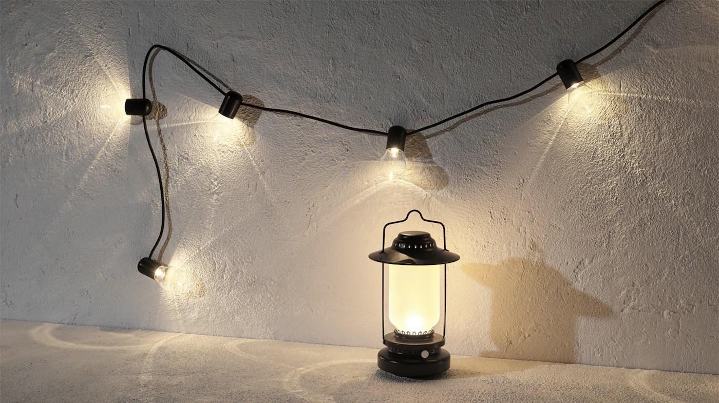 Outdoor Patio Lights Ikea
