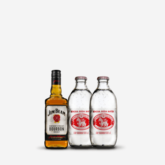 Jim Beam Mini Set