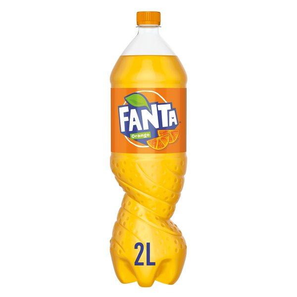 Fanta 2L, PET
