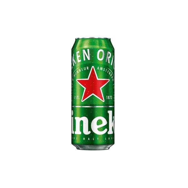 Heineken svijetlo pivo 0,5L, lim.