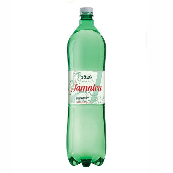 Jamnica gazirana prir. mineralna voda 1,5L