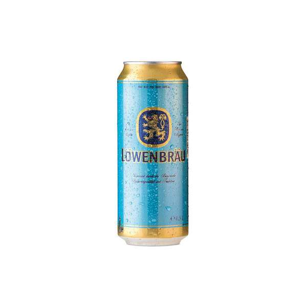 Löwenbräu pivo 0,5L, lim.