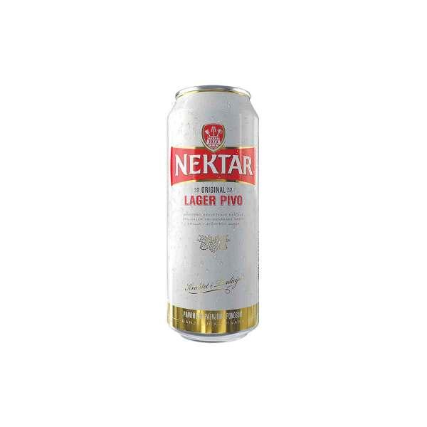Nektar pivo 0,5L, lim.