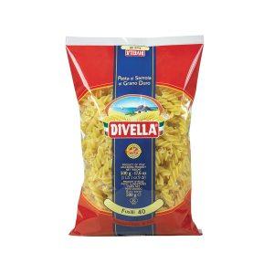 Tjestenina Fusilli 40 500g, Divella