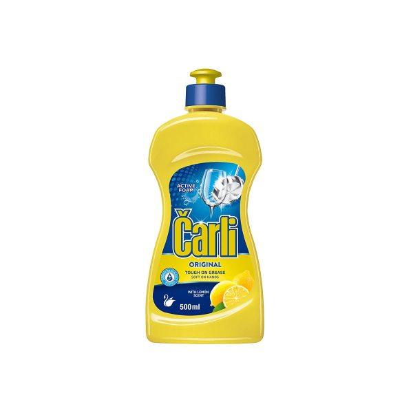 Čarli original s mirisom limuna 500mL