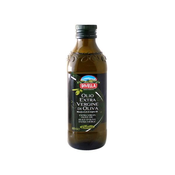 Ekstra djevičansko maslinovo ulje 0,5L, Divella