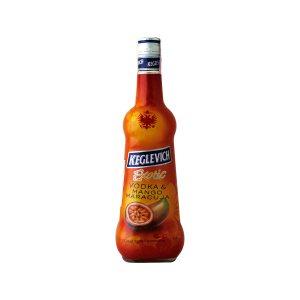 Keglevich vodka s okusom manga-marakuje 0,70L