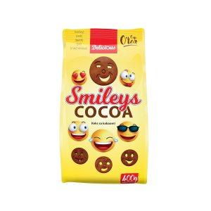 Smileys Cocoa čajno pecivo 400g