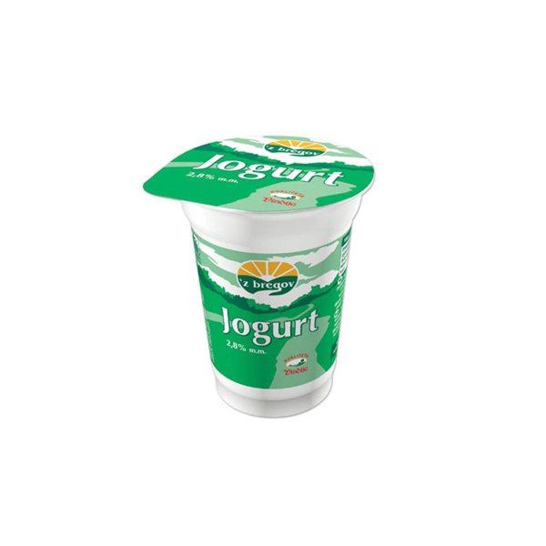 Tekući jogurt 'z bregov 2,8 m.m. 200g, Vindija