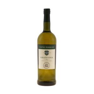 Vino kvalitetno Graševina 1L, Iločki podrumi