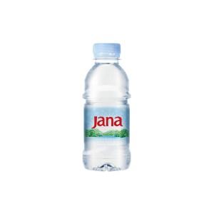 Jana prirodna mineralna negazirana voda 0,25L
