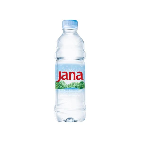 Jana prirodna mineralna negazirana voda 0,5L, PET