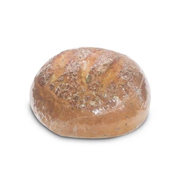 Kruh s bučinim košticama 600g - pakirani, Klara