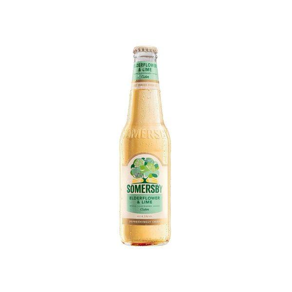 Somersby Cider bazga-limeta 0,33L