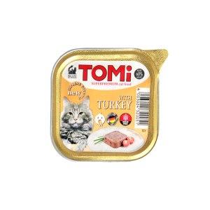 Tomi pašteta za mačke puretina 100g