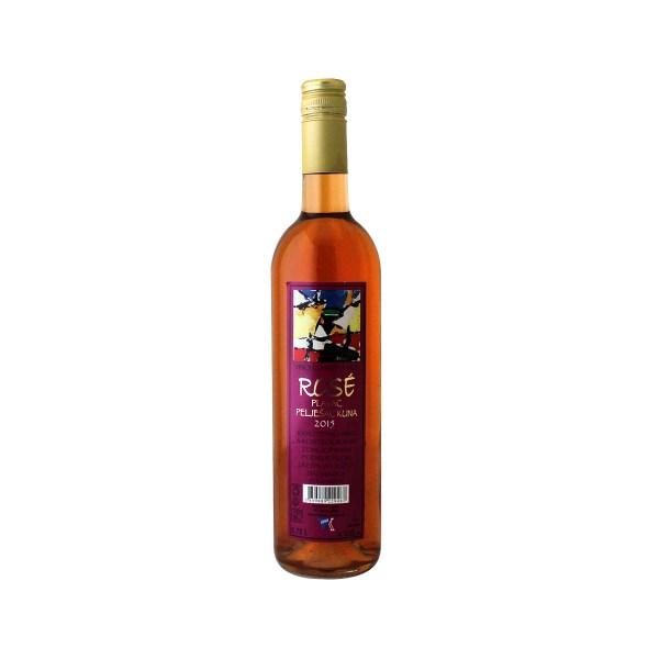 Vino Rosé Plavac 0,75L