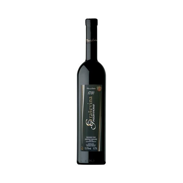 Vino vrhunsko Graševina 0,75L, Erdut