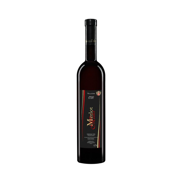 Vino vrhunsko Merlot 0,75L, Erdut