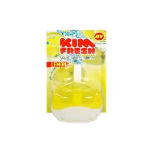 Kim fresh osvježivač WC školjke limun 55mL