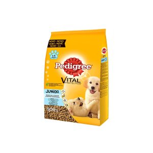 Pedigree junior perad i riža 500g