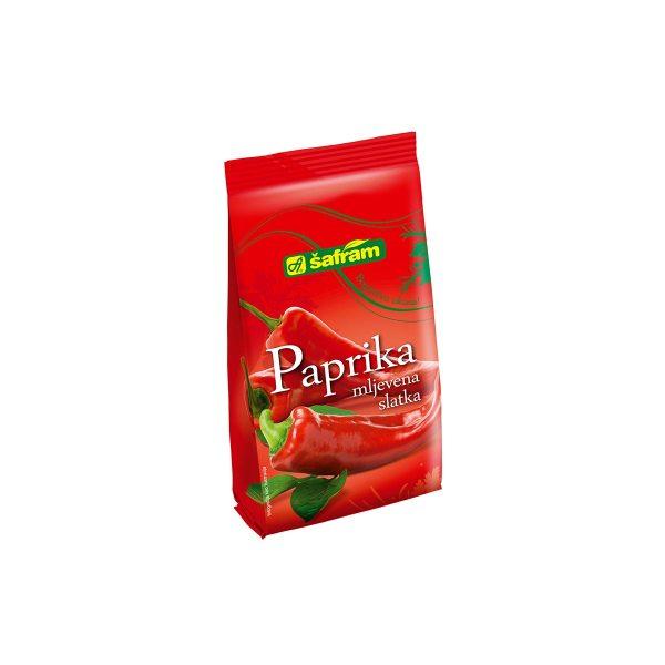 Slatka mljevena paprika Š-extra 100g, Šafram