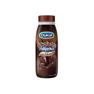 Čokoladno mlijeko okus crna čokolada 0,5L, Dukat