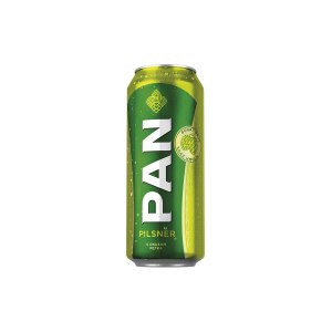 Pan Pilsner svijetlo pivo 0,5L, lim.