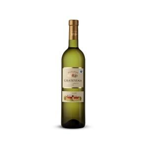 Vino vrhunsko Graševina 0,75L, Kutjevo