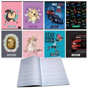 Bilježnica Crtančica Street mix B5 16listova