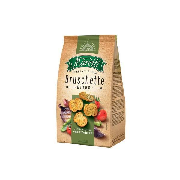 Bruschette Maretti mediteransko povrće 70g