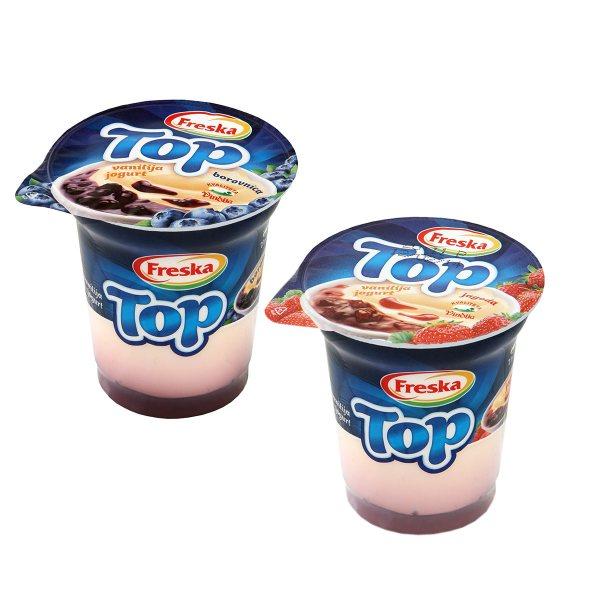 Freska Top vocni jogurt mix 150g, Vindija