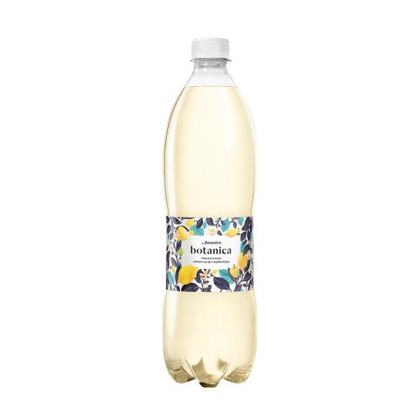 Jamnica Botanica gaz. bezal. piće limun i menta 1L