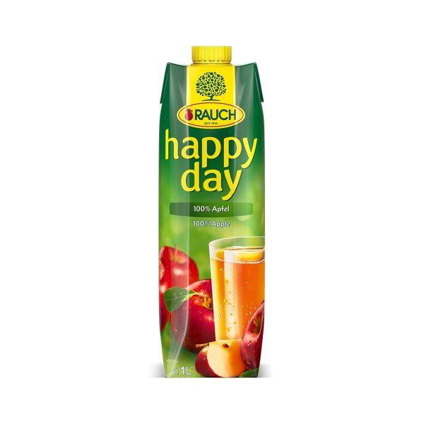 Sok Happy day 100% jabuka 1L, Rauch