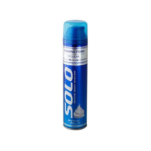 Solo Pjena za brijanje 300mL