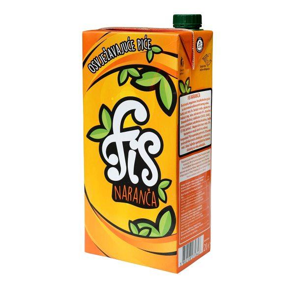 Fis naranča 2L, Vindija